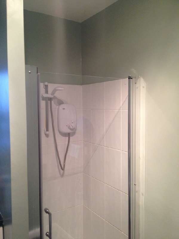 Right Renovations - Shower unit