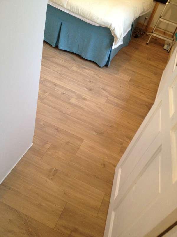 Right Renovations - bedroom flooring