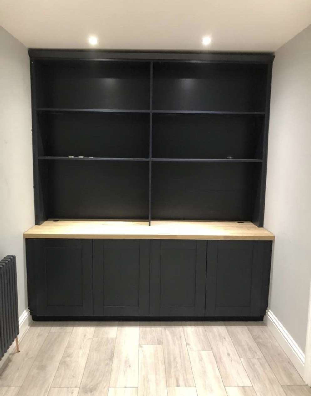 Right Renovations - bespoke shelving